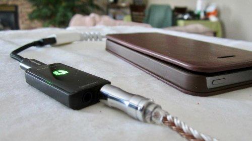 EarMen Sparrow USB DAC + Preamp + Headphone Amp