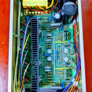 STAX SRM-1 MK-2 guts