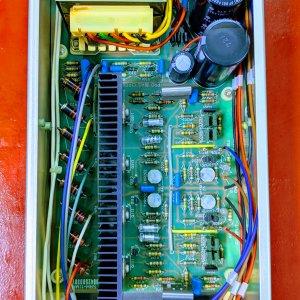 STAX SRM-1 MK-2 amp