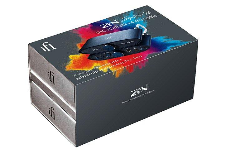 iFi audio ZEN Signature Set - DAC & Amp