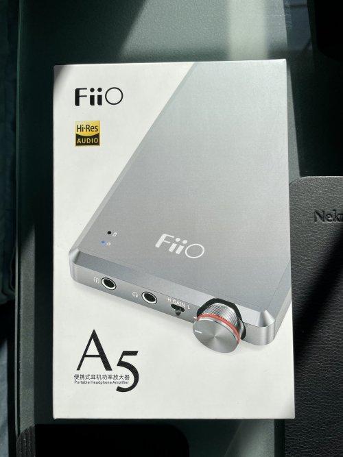 Fiio A5 amp