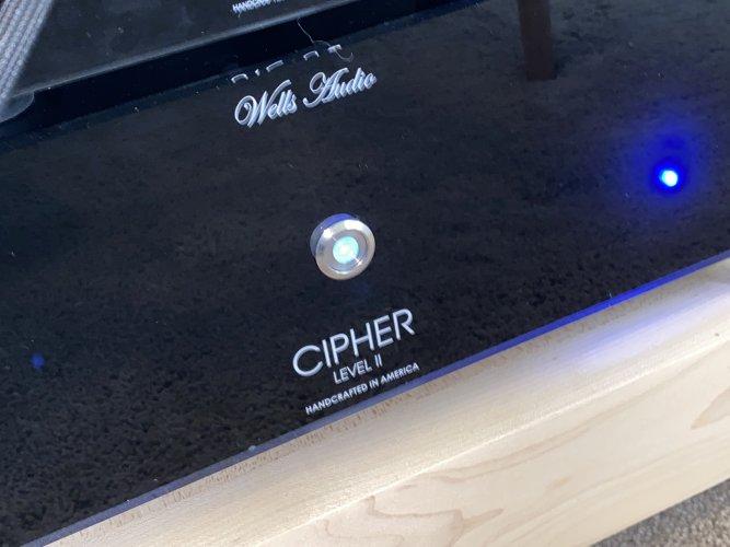 Wells Audio Cipher Level II