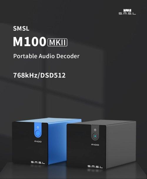 SMSL M100 MKII