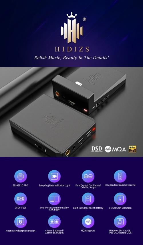 Hidizs DH80/DH80S