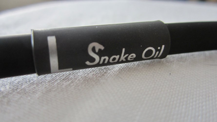 Snake Oil Sound Taipan