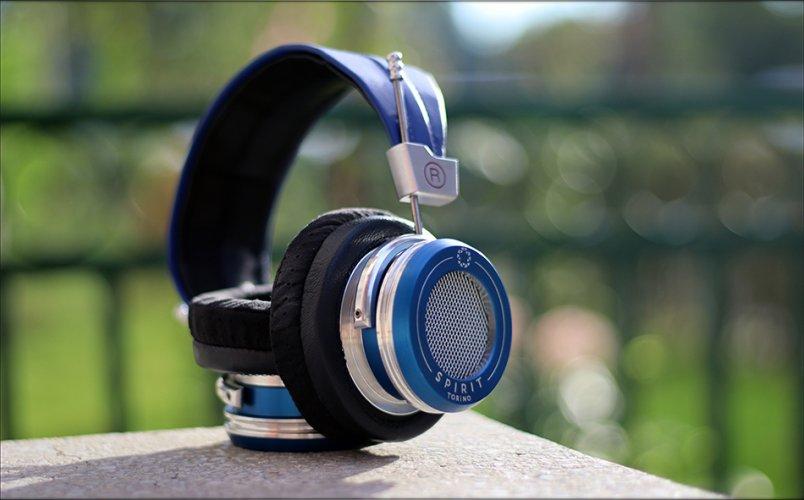 Super Leggera Hi-Fi Open-Back Headphones