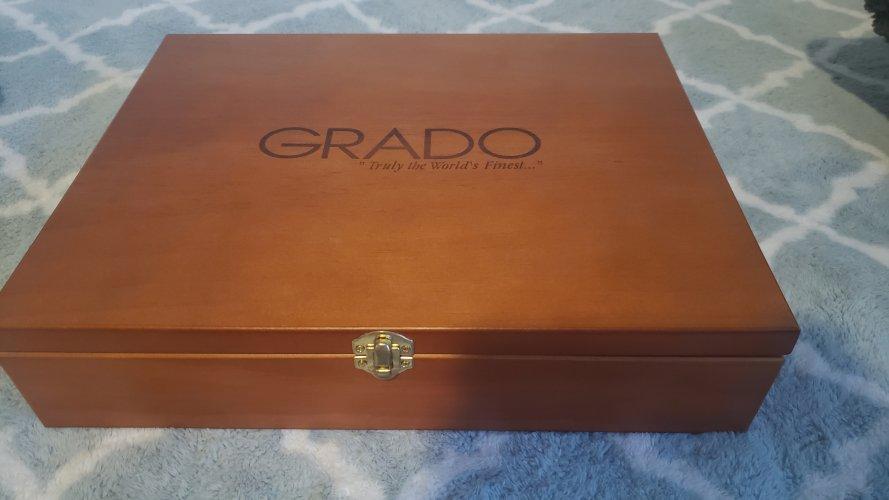 Grado Wood Box