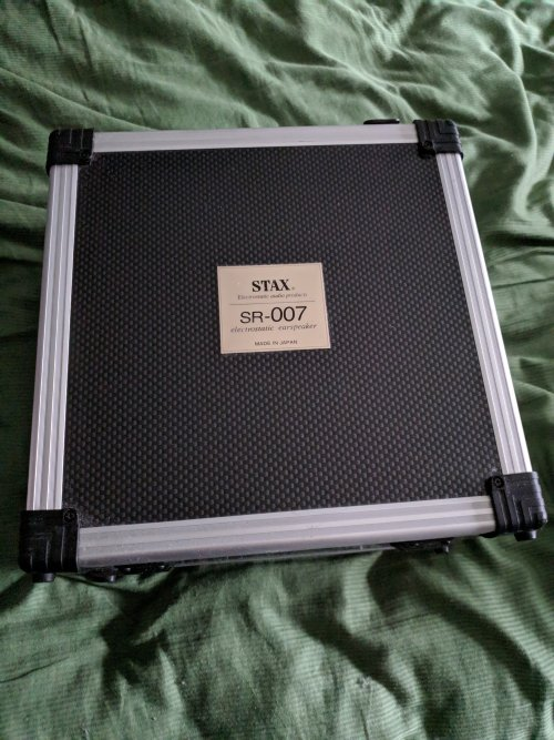 Stax SR-007 MK1 (early production 70514)