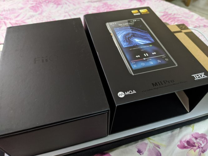 Fiio M11 Pro Stainless Steel (SS) Limited Edition - Like New