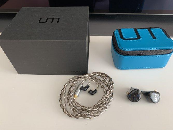 UM Mest MK1 . Excellent condition(Boxed)