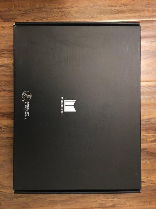 Monoprice Monolith Cavalli Liquid Platinum Amp plus Extra Tubes