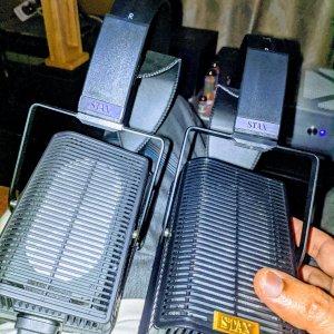 STAX SR-L700 Mk2 and L300 LE