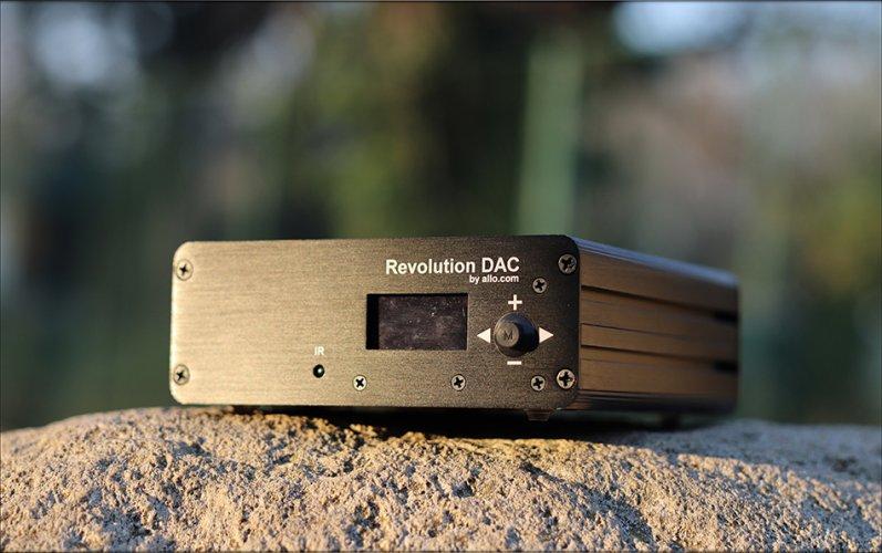 ALLO Audio Revolution DAC