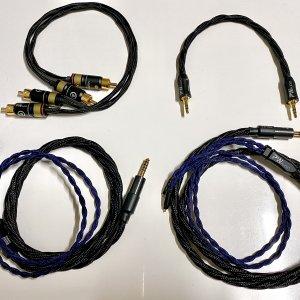 PWaudio Orpheus cables