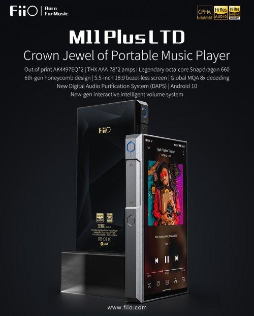 FiiO M11 Plus LTD