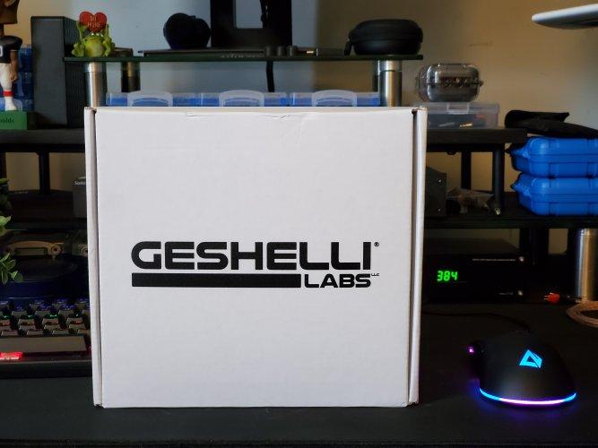 Geshelli Labs J2 DAC