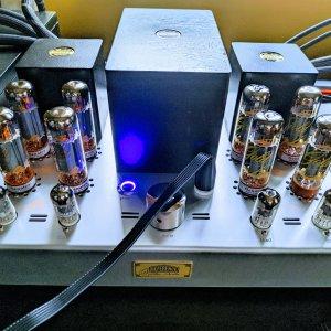 Megatron Electrostatic AMP