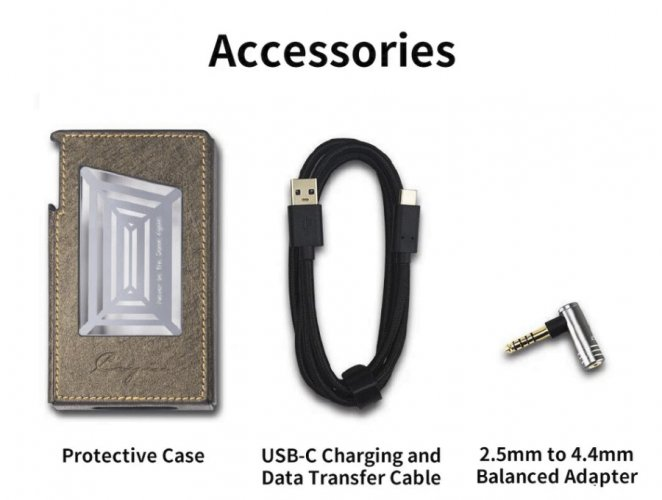 Cayin N6ii Titanium Limited Edition Accessories.JPG