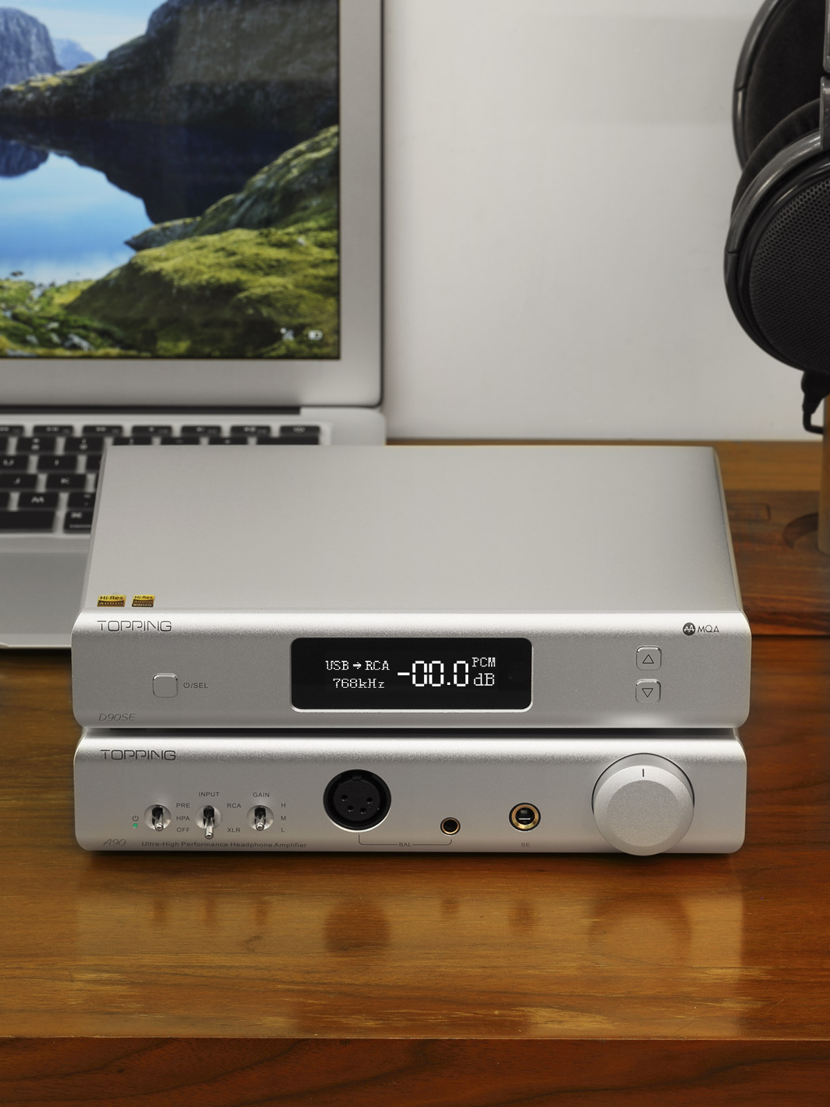 Just Launched: TOPPING D90SE DAC