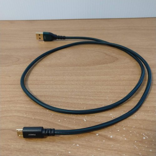 AudioQuest Forest Micro USB Cable (.75 meters)