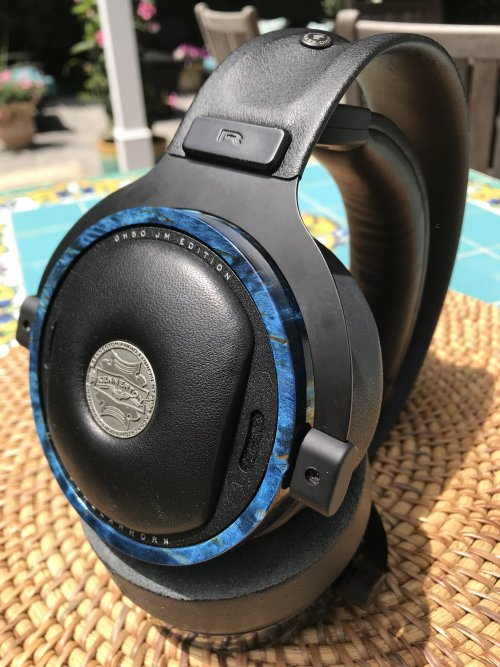 Kennerton Gallahorn GH50 JM Edition Horn Graphine Closed Back