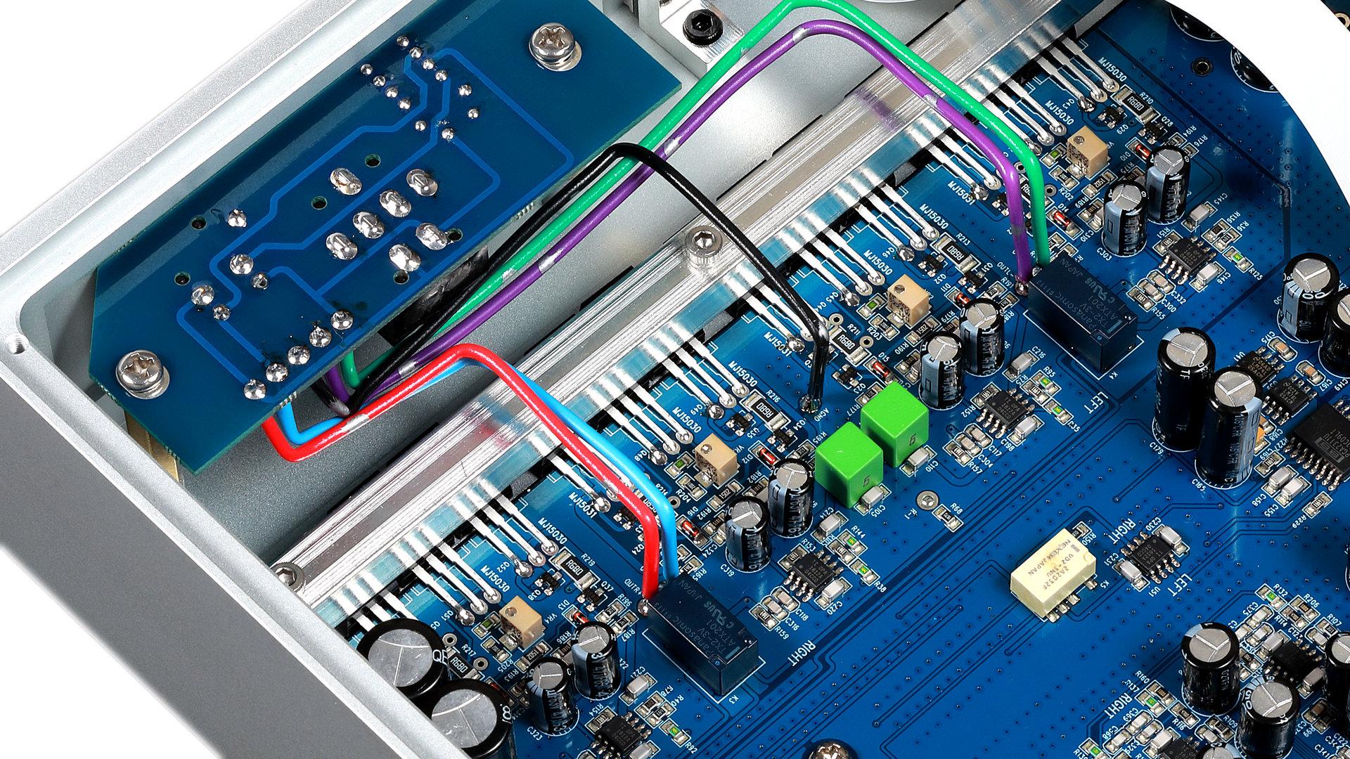 DA1 Class A amplification.JPG