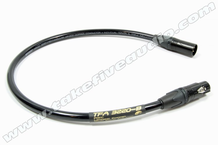 Take Five Audio NEMOI-3220 XLR Cable