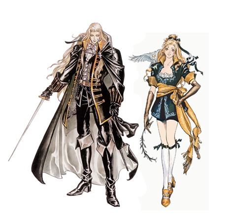 alucard-and-maria-Castlevania-Symphony-of-the-Night.png