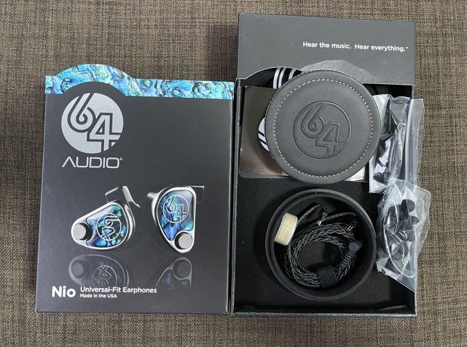 64 Audio Nio IEM