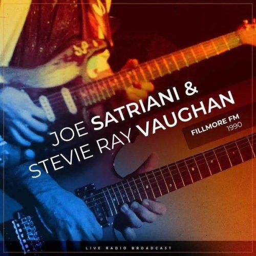 Joe Satriani & Stevie Ray Vaughan - Fillmore FM 1990 Live Radio Broadcast.jpg