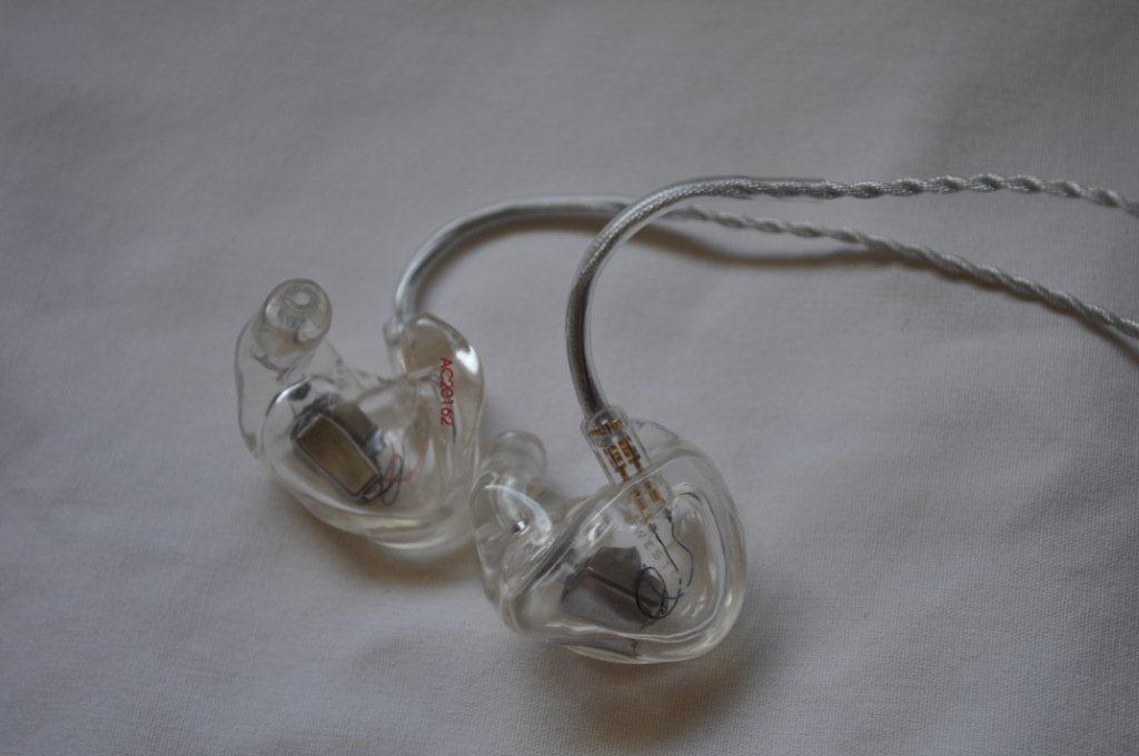 review westone ac2 dual driver custom in ear monitor headphone reviews and discussion head. Black Bedroom Furniture Sets. Home Design Ideas