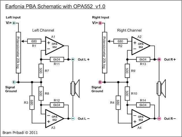 pseudo balanced amplifier  pba