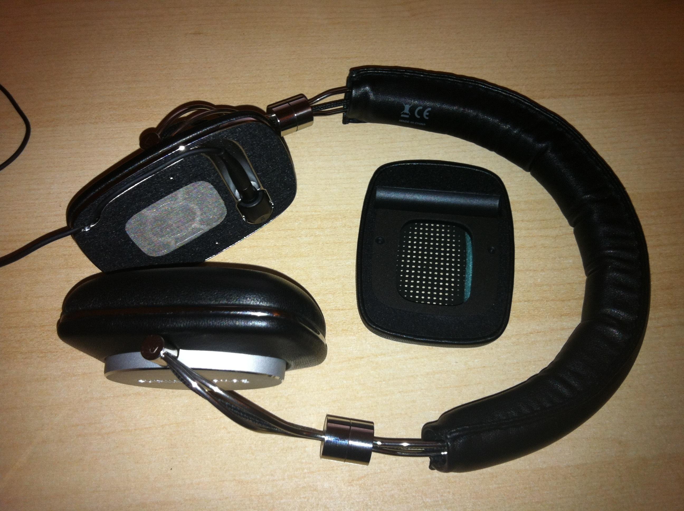 B&W P5 ear cushion mod | Headphone Reviews and Discussion