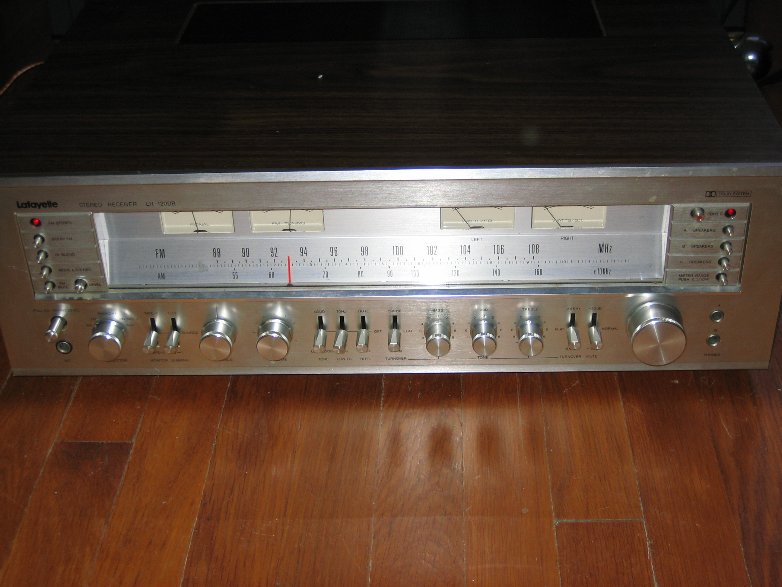 Calling All Vintage Integrated Receiver Owners Page 219 Mic Preamplifier Electronicslab Img 0774