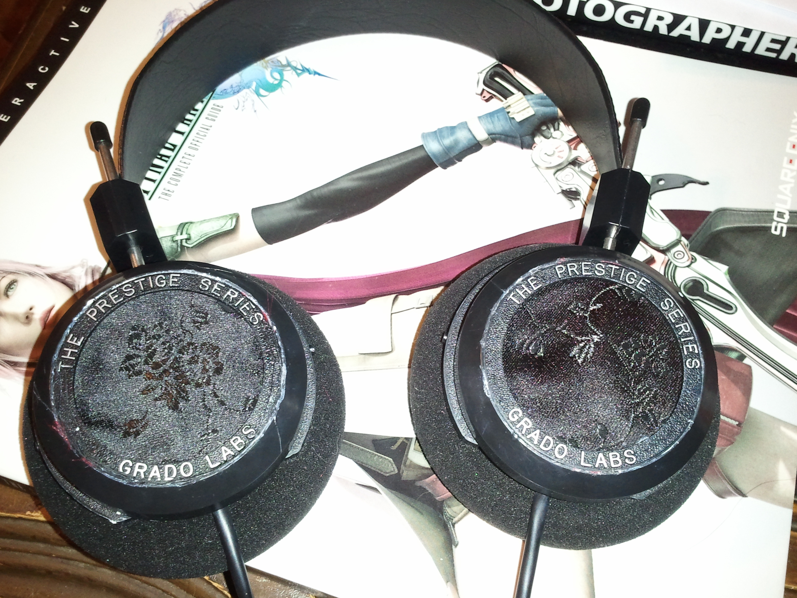 post your grado mods     | Page 126 | Headphone Reviews and