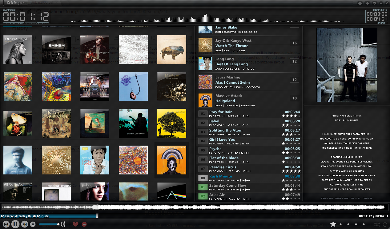 What's your foobar2000 setup?   Page 24   Headphone Reviews