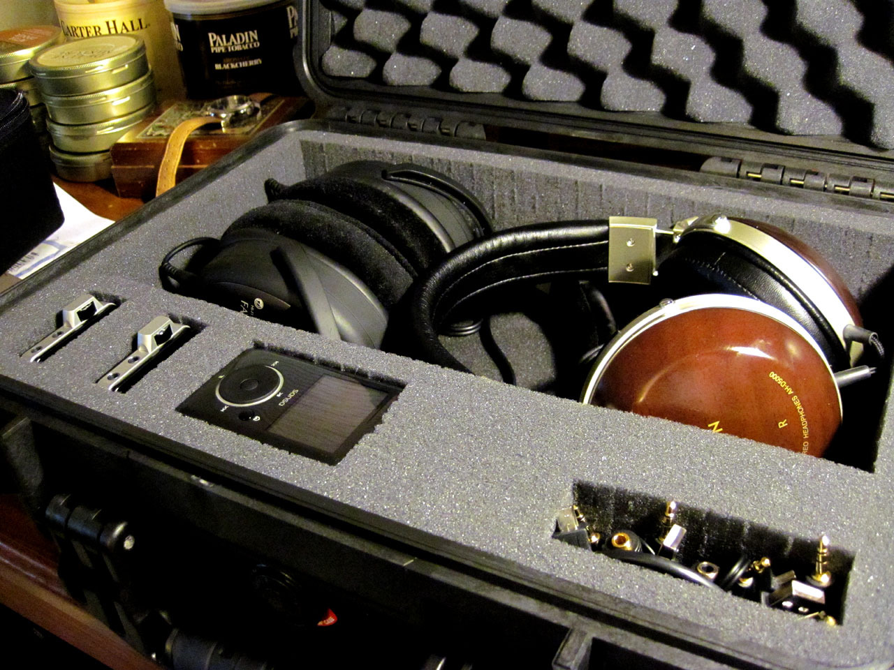 Best Travel Case For Portable Audio Player Amp Cables