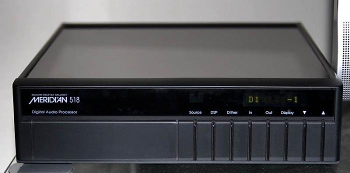 FS Meridian 518 Digital Audio Processor (EU)   Headphone Reviews and