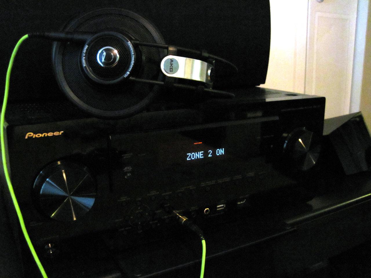 DT880 (600ohm) - Integrated Amp / AV receiver / dac-amp | Headphone