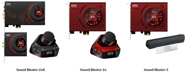 Creative Sound Blaster new series Z, Zx & ZxR | Headphone Reviews
