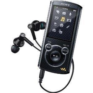 Sony NWZE464BLK Walkman MP3 player
