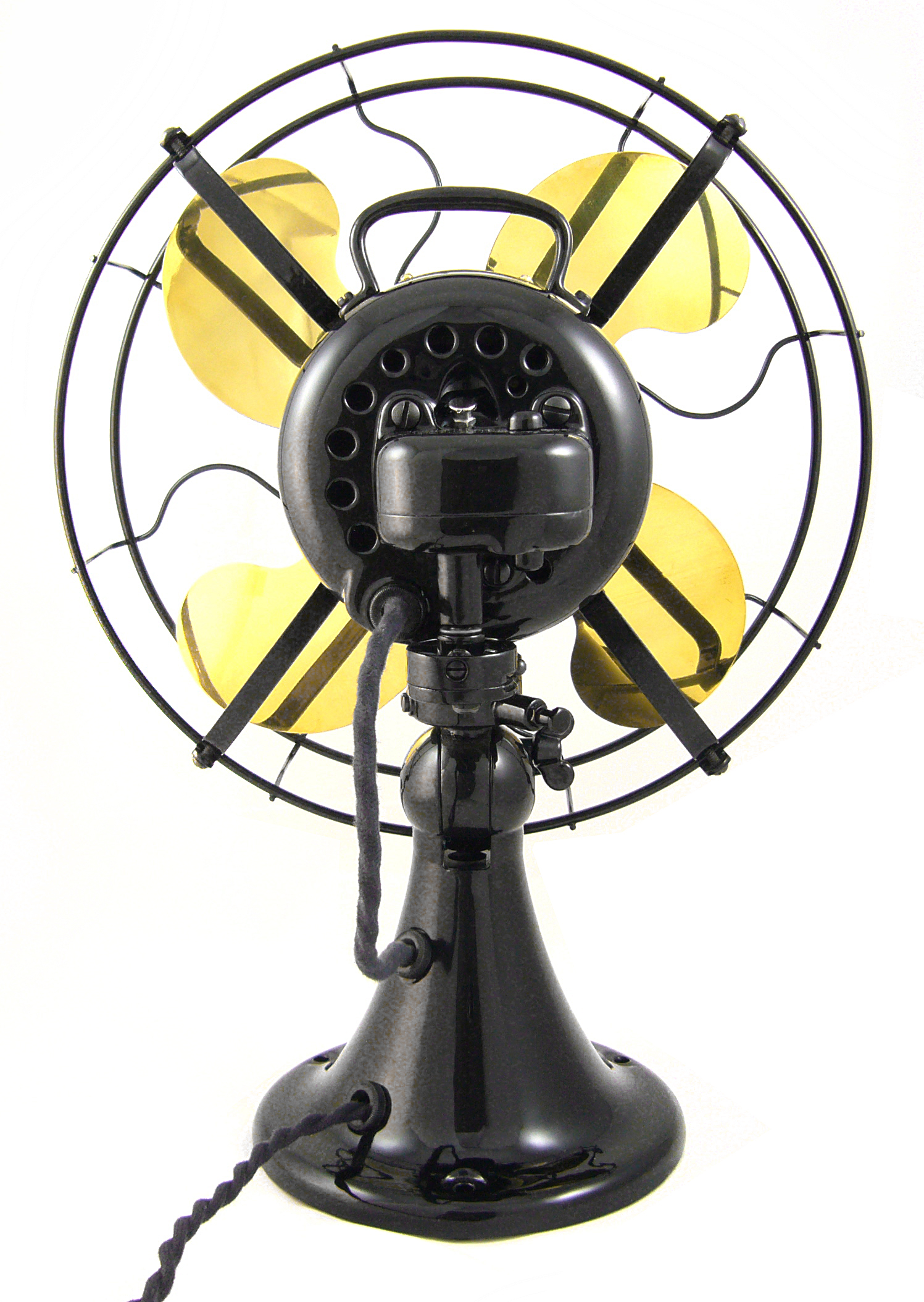 1918 Emerson Electric Fan Restoration