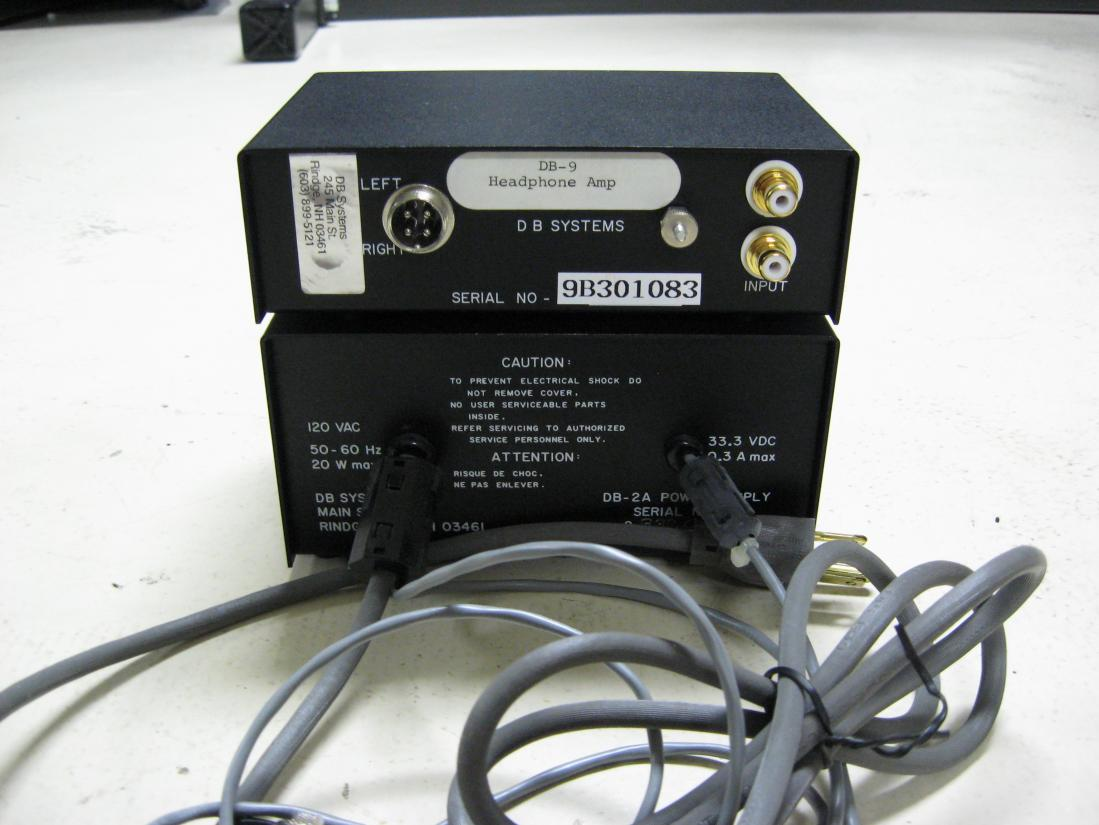Fsdb Systems Db 9 Headphone Amp 12500 Reviews And Amplifier Based Opa134pa Vbattach24035