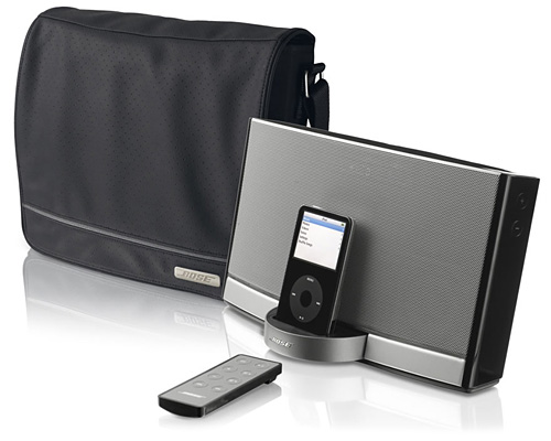 what ipod iphone dock is better than the bose sounddock. Black Bedroom Furniture Sets. Home Design Ideas