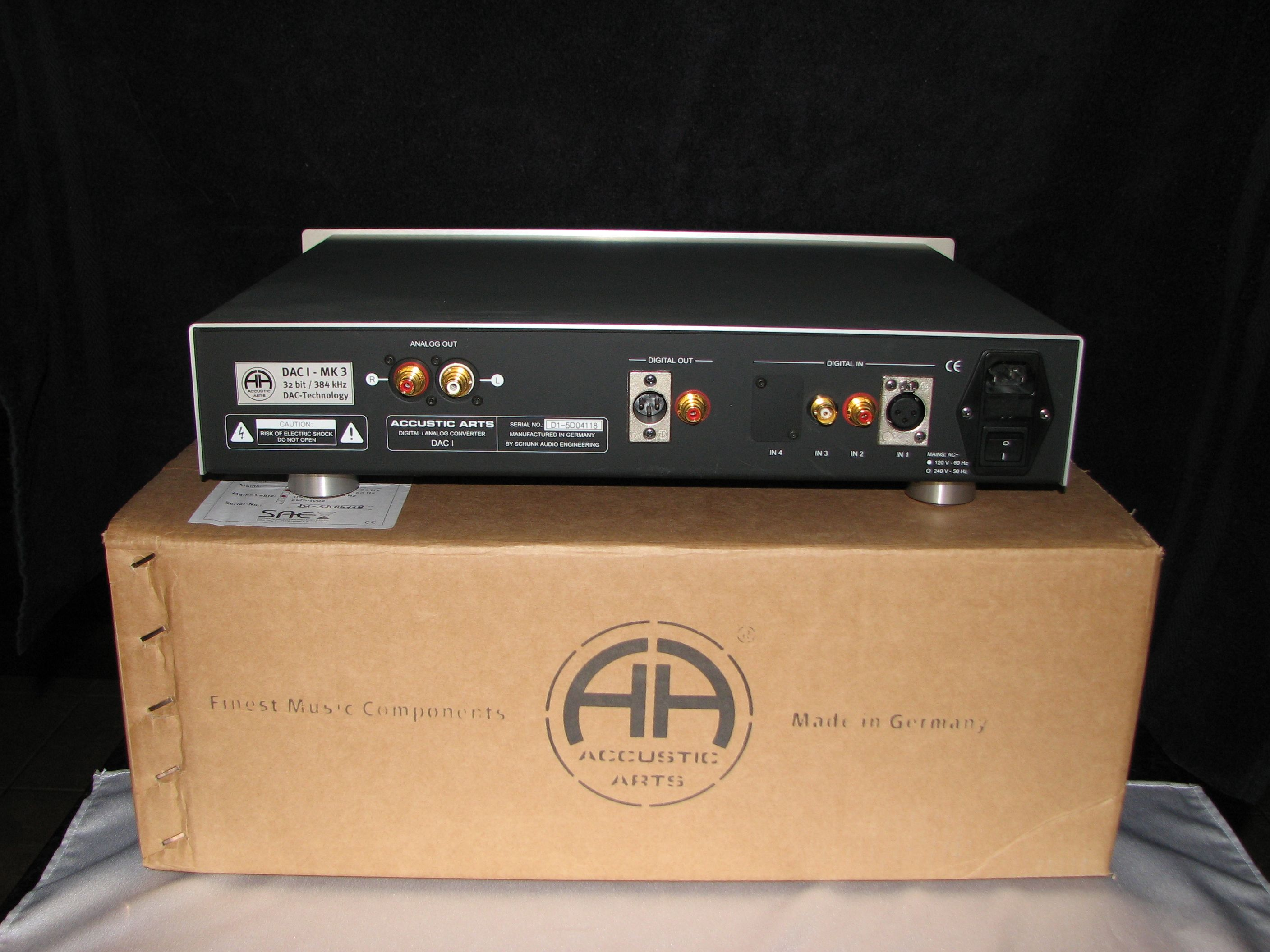for sale accustic arts dac1 mk3 headphone reviews and