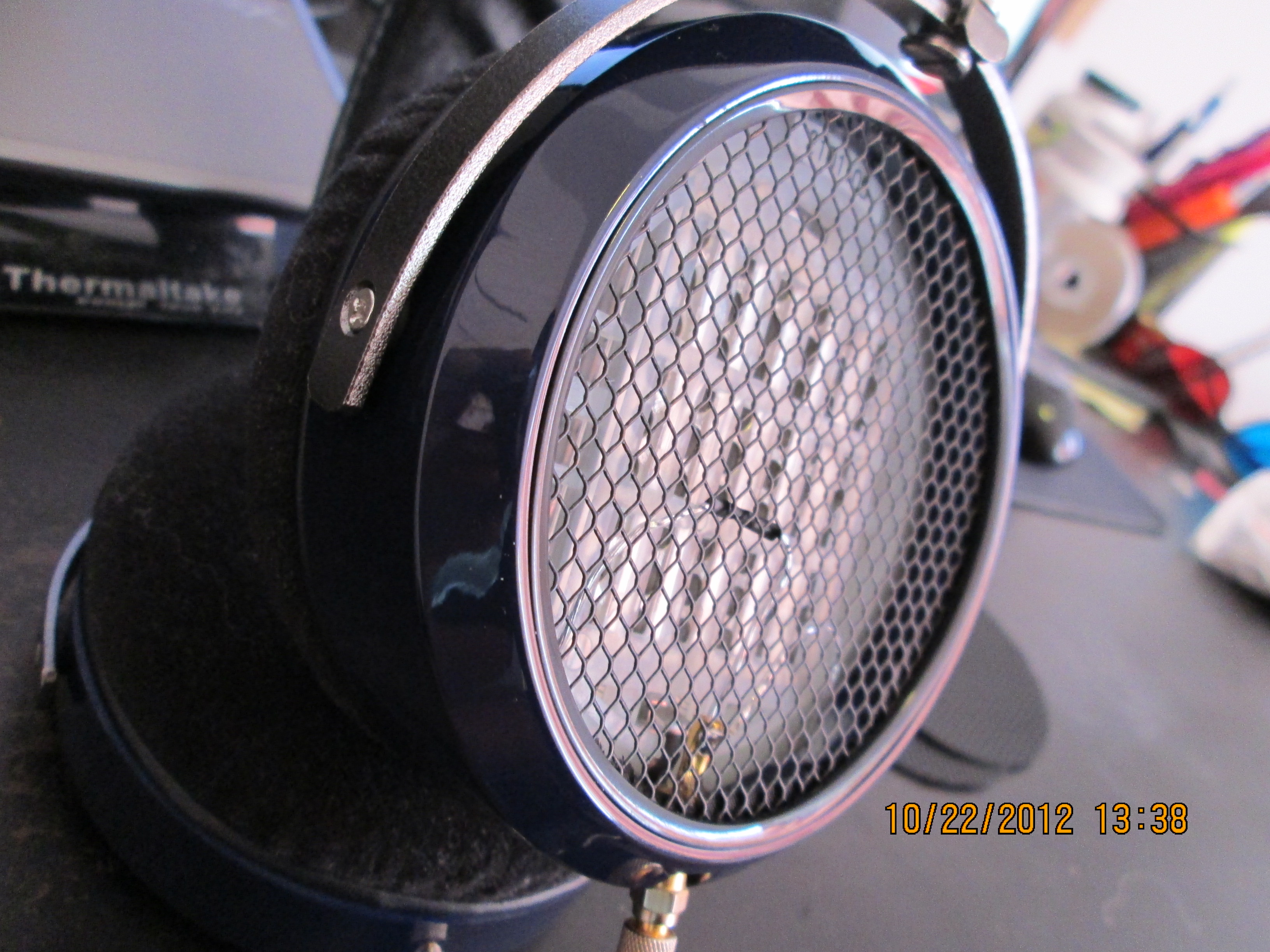 Hifiman Regrilling Mod = | Headphone Reviews and Discussion