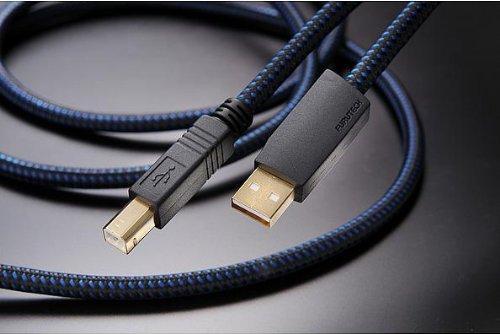 Furutech - Formula 2 USB 2.0 Cable - Type A-B - 1.2 Meter