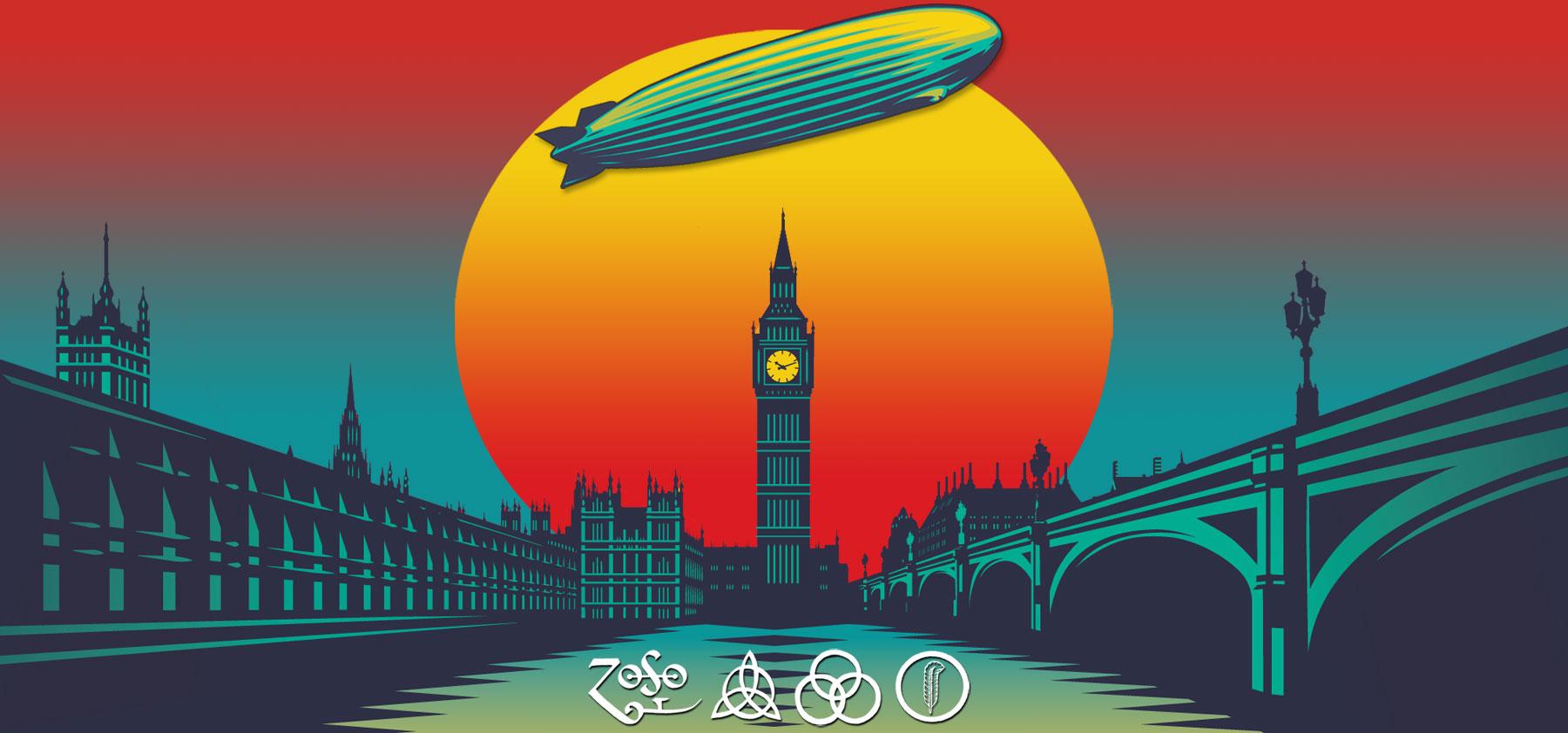 Celebration Day by Led Zeppelin 11/19/2012