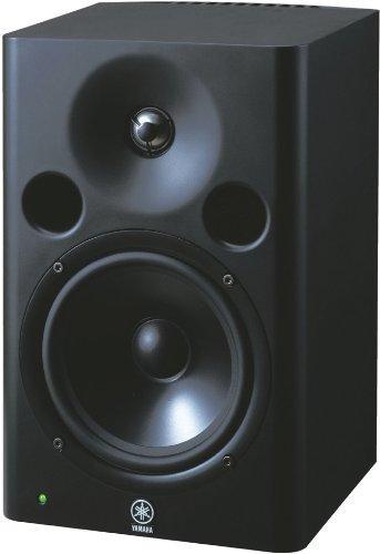 yamaha msp7 studio monitor speaker 6 5 inch woofer 1 inch titanium dome tweeter 2 way biamp. Black Bedroom Furniture Sets. Home Design Ideas