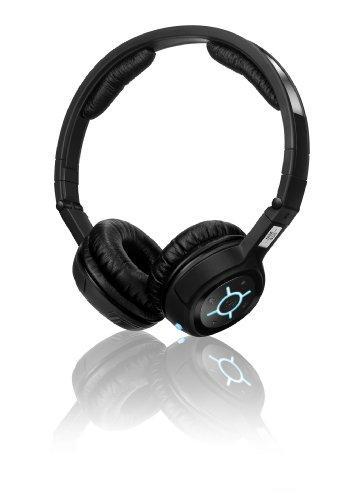 Sennheiser MM 450 Flight Bluetooth Multimedia Headset with Noise Cancellation - Black